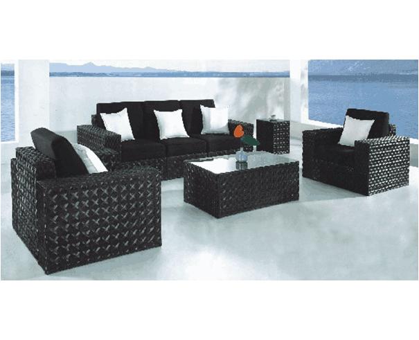 Rattan sofa outdoor  Flamingo Impex - Outdoor rattan sofa set 4 pieces. Wicker outdoor ...