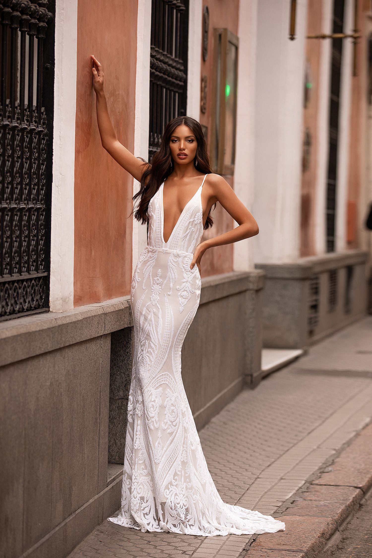 Lilana Sequin Gown White Sequin Gown Frocks And Gowns Long Sequin Dress [ 2250 x 1500 Pixel ]
