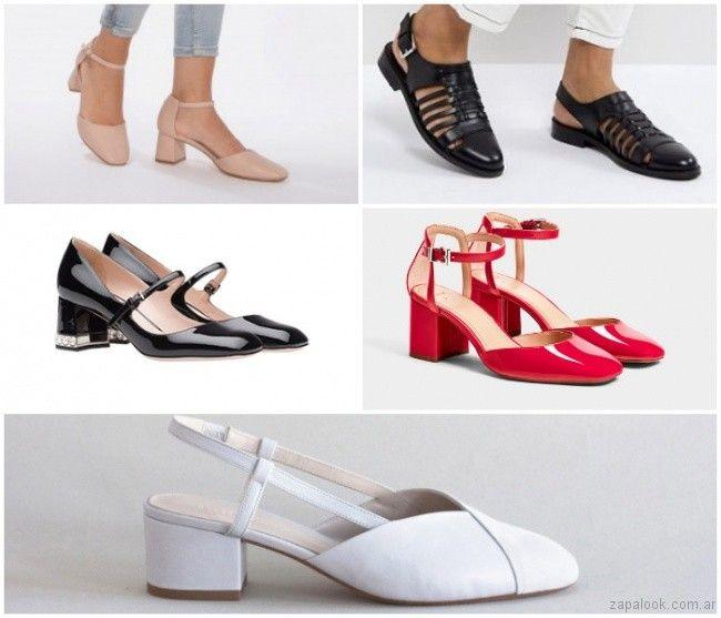 0b8fa1cb Tendencias : calzados de moda primavera verano 2019 | Zapalook - Moda en  Zapatos 2019