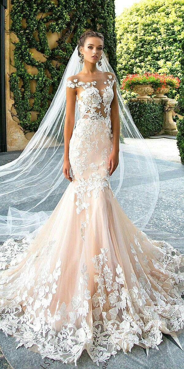 Milla Nova Wedding Dress Wedding Trouwjurk Jurk
