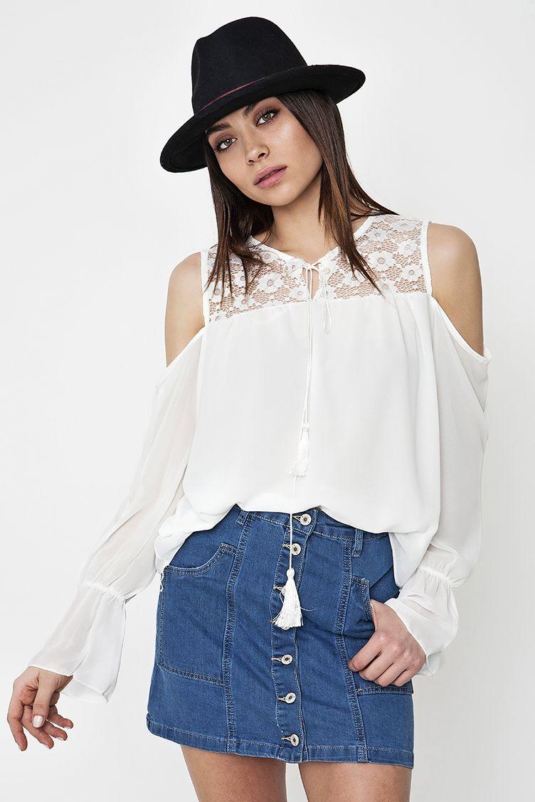 3e389e20ffdf One size μπλούζα με ελαφριά διαφάνεια