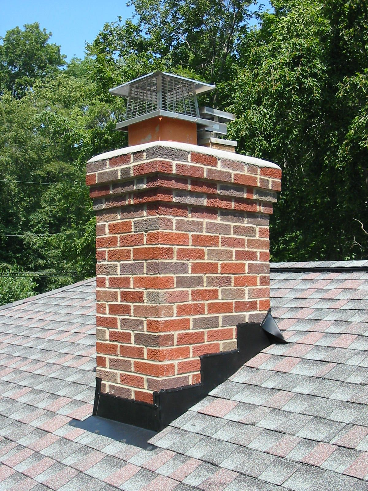 Stainless Steel Chimney Caps Carry A Lifetime Warranty