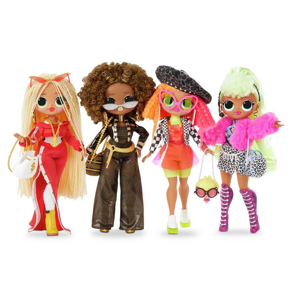Buy Lol Surprise O M G Fashion Doll With 20 Surprises Dolls Argos Fashion Dolls Lol Dolls Sister Dolls