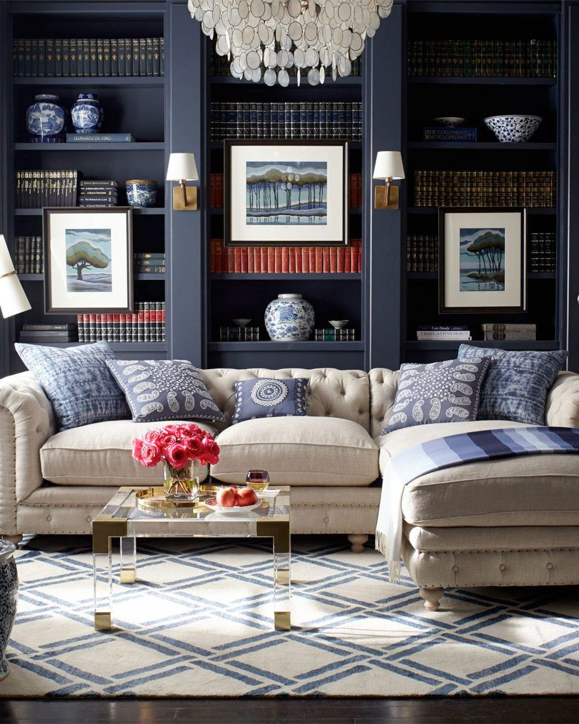 Modern Home Library Ideas For Bookworms And Butterflies Home