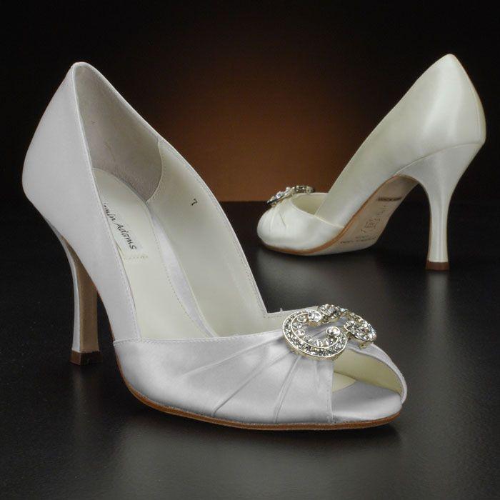Benjamin Adams Winslet My Glass Slipper Bride Shoes Wedding