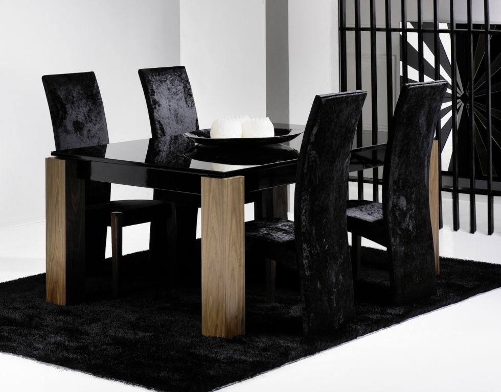 Unique Black Dining Tables Designs httpmabrookrealtycom