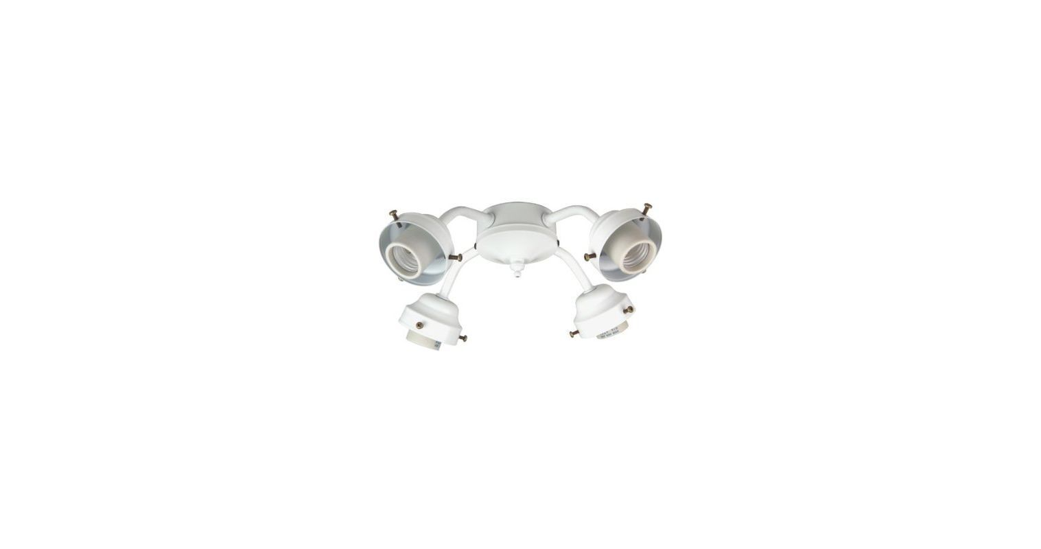 Craftmade F400l Ceiling Fan Accessories Ceiling Lights White