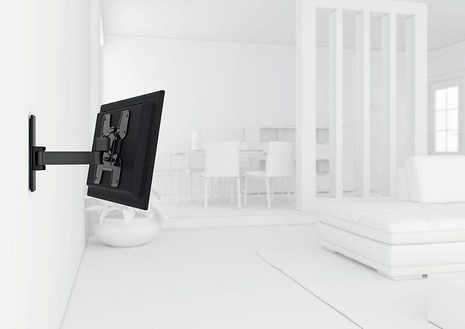 vogel´s® TV-Wandhalterung »WALL 2125« schwenkbar, für 48-94 cm (19 - skandinavischer landhausstil wohnzimmer
