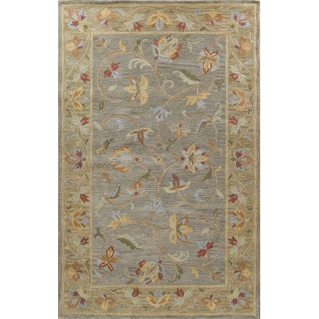 I Pinned This Hartford Area Rug In Gray From The Rugs Under 300 Event At Joss And Main Area Rugs Rugs Grey Area Rug