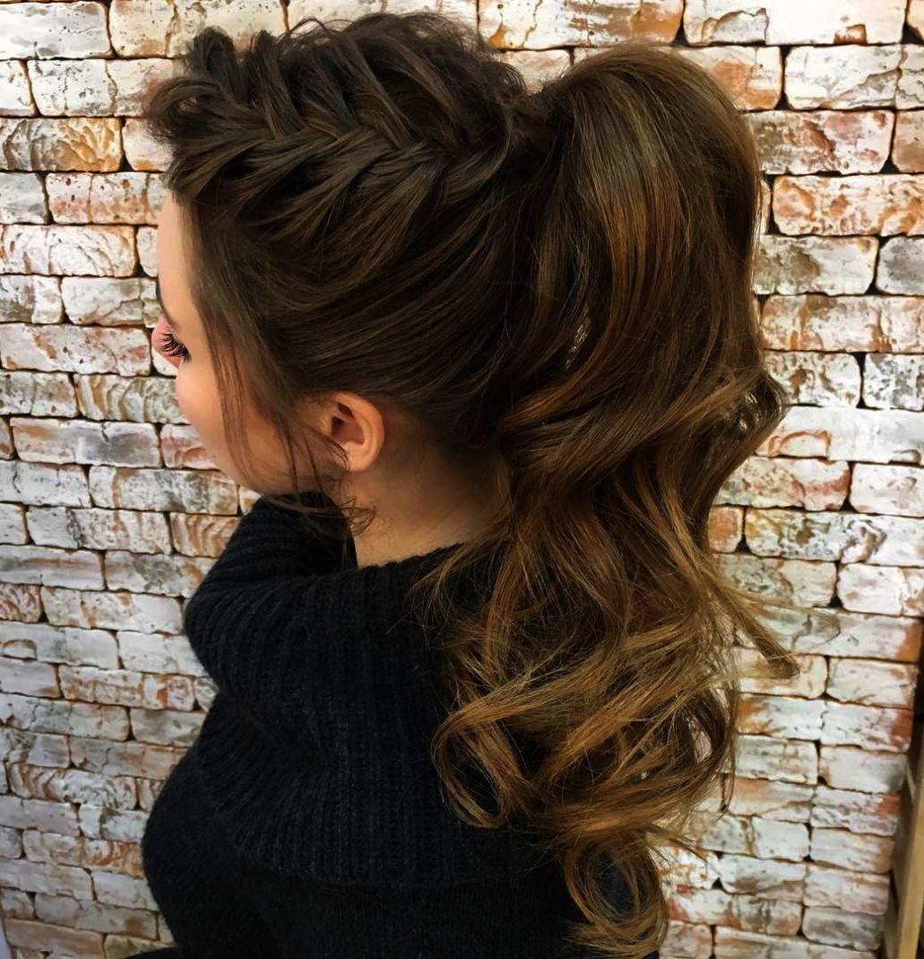 Dpijer 7 Pcs Hair Scrunchies Velvet Elastics Scrunchy Bobbles Soft Hair Bands Hair Ties Ponytail Holder Hair Accessories For Women Girls Random Color The Hair Wavy Ponytail Braided Ponytail Hairstyles Ponytail Styles