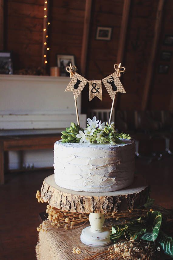 28++ Deer wedding cake toppers trends