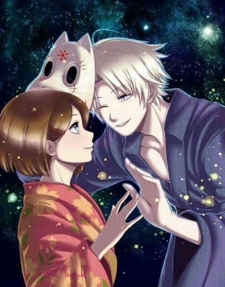 Pin by Apai_Biceps on Hotarubi no mori e in 2020 Anime