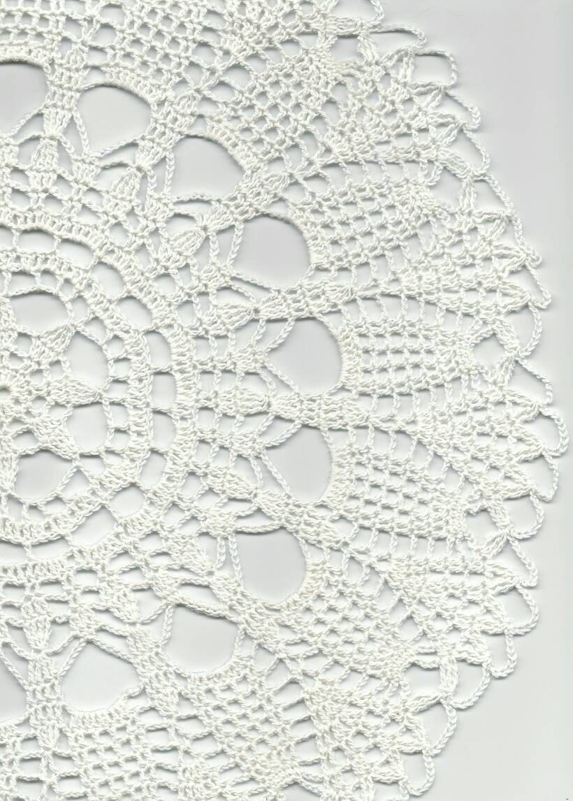 Crochet doilies crocheted lace doily rustic farmhouse vintage crochet doilies crocheted lace doily rustic farmhouse vintage inspired natural cotton round placemat white wedding country style decor bankloansurffo Image collections