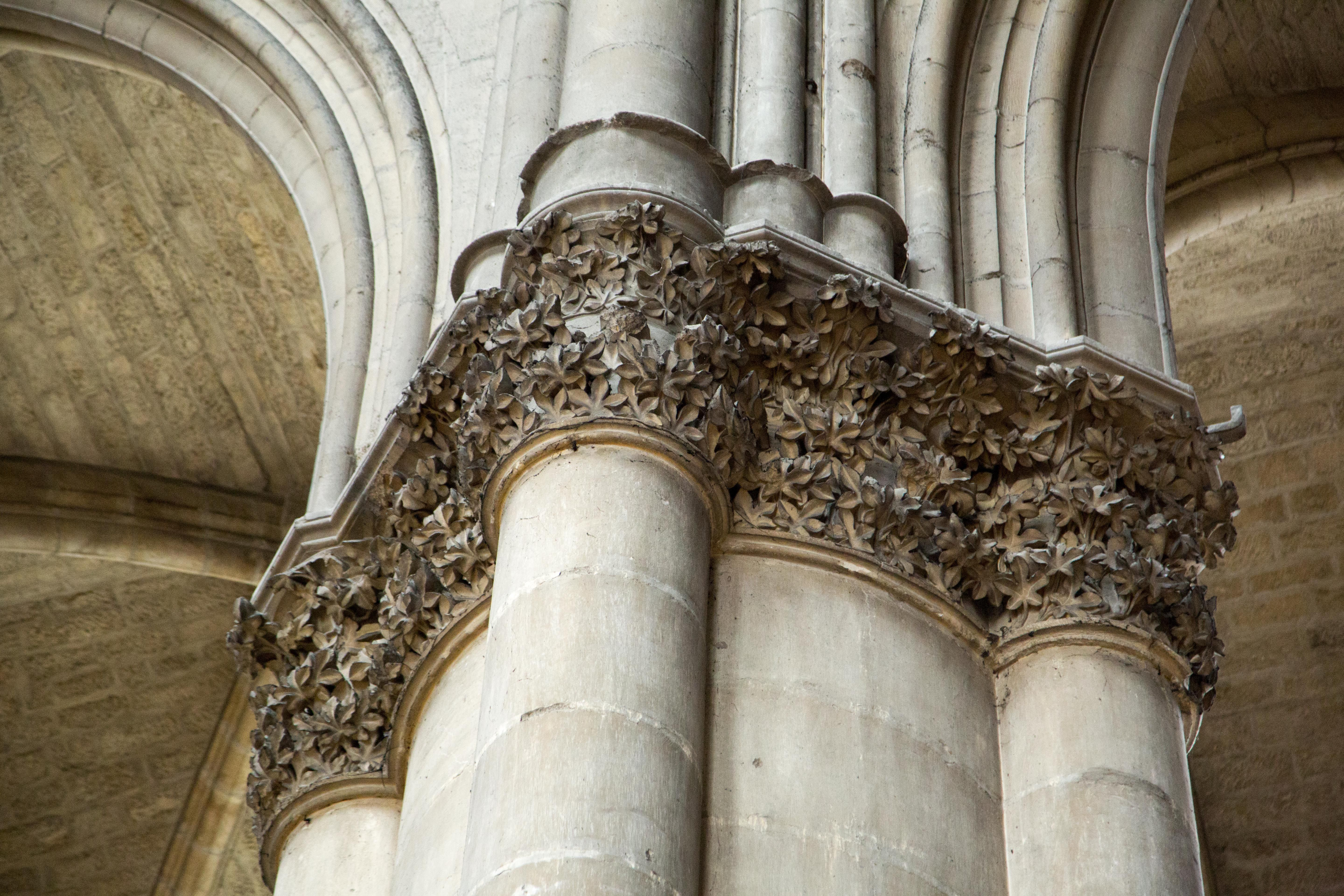 Reims Cathedral France Interior Images