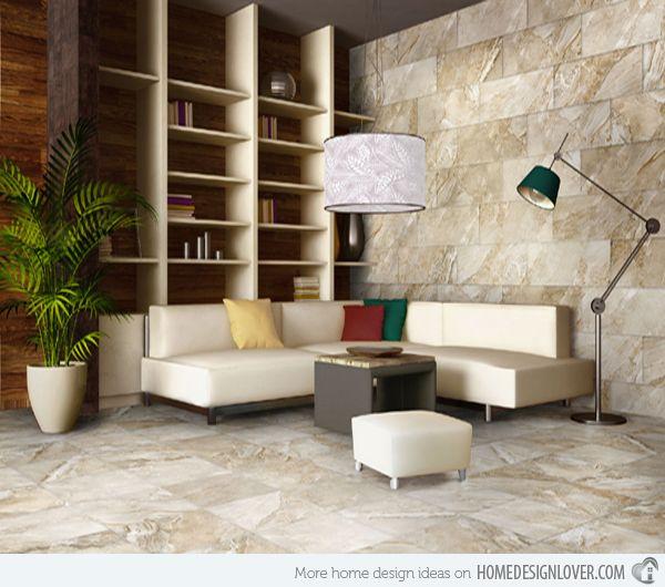 15 Classy Living Room Floor Tiles Home Design Lover Classy Living Room Stylish Living Room Room Floor Tiles