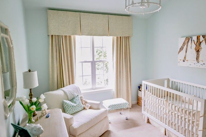 Our Little Baby Boy S Neutral Room: Nursery Paint Colors