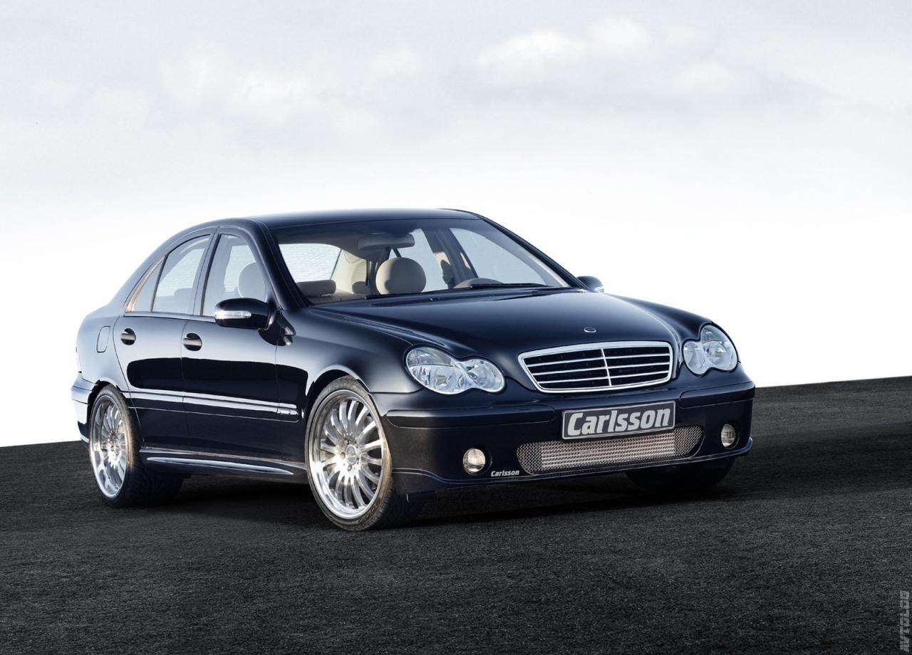 2000 Carlsson Mercedes Benz C Class Benz C Mercedes Benz Benz