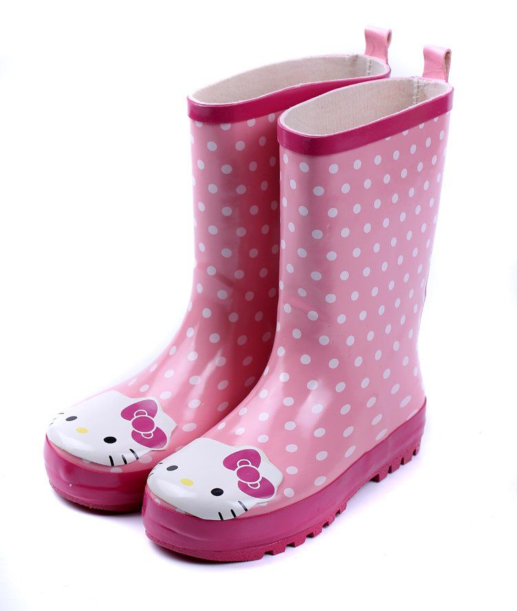 Zapatos rosas Hello Kitty infantiles IBqhQ