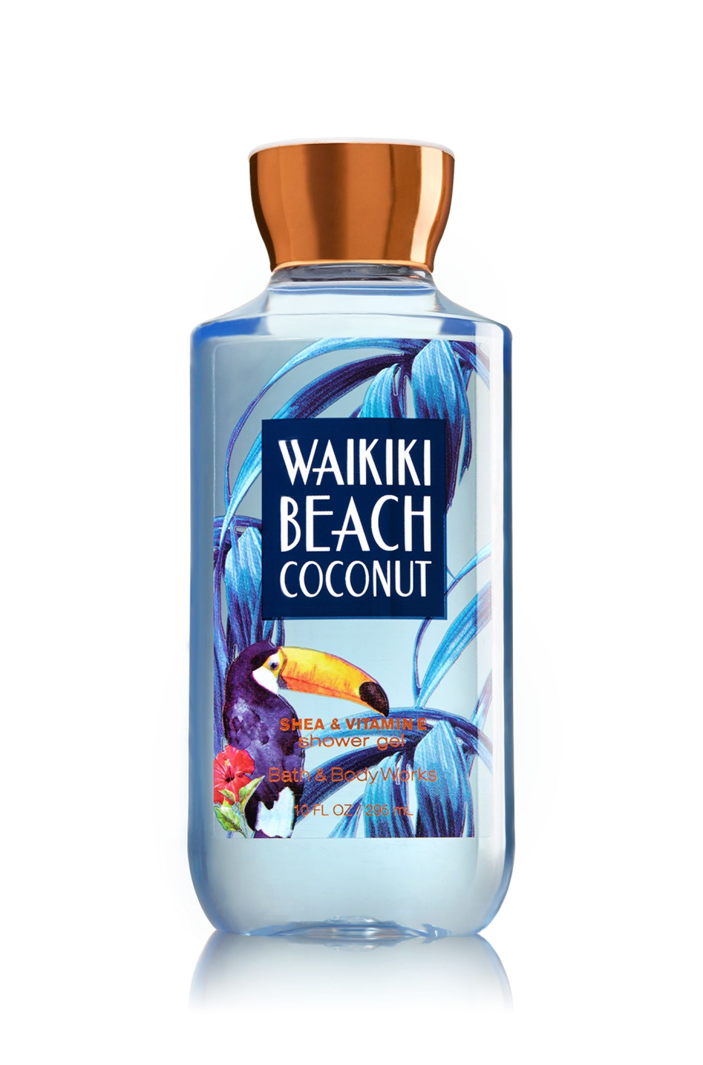 Waikiki Beach Coconut Shower Gel Signature Collection