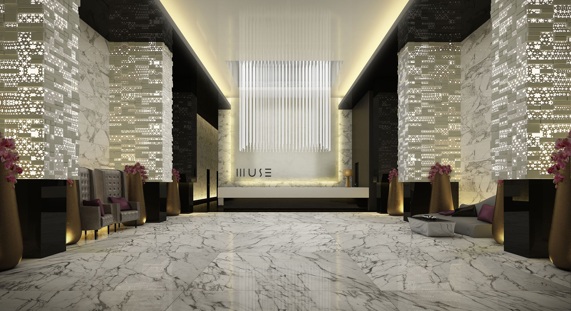 Luxury Condominium Lobby   Google Search