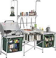 1907c40e17a Best Folding Camping Kitchen with Storage