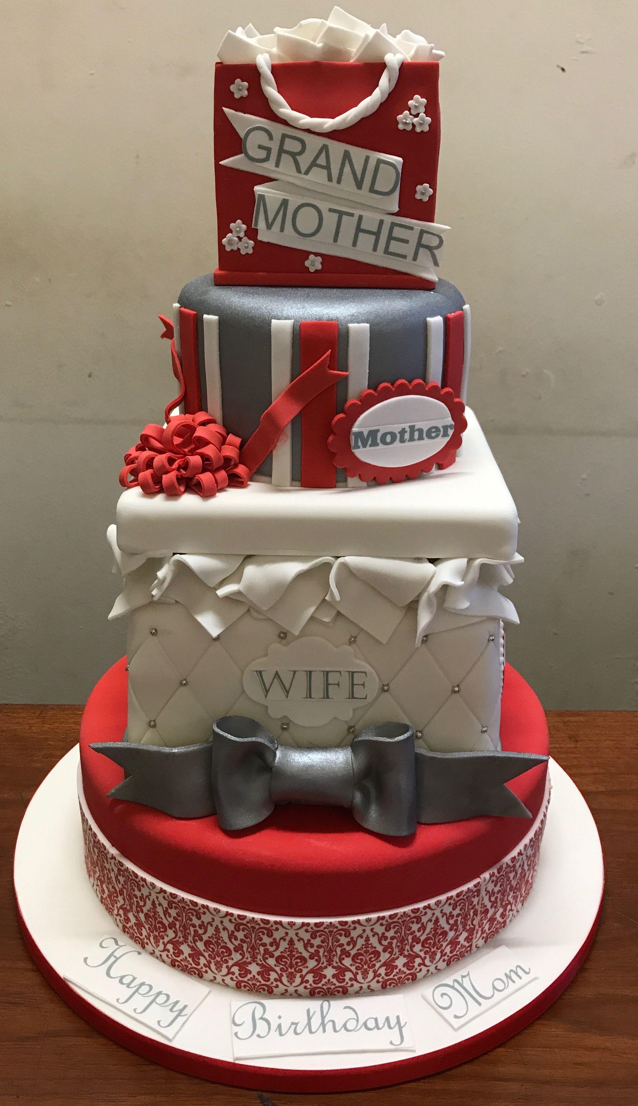 Pin On A Cake