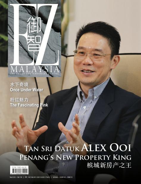 Penang's New Property King 槟城新房产之王 Malaysia, Digital