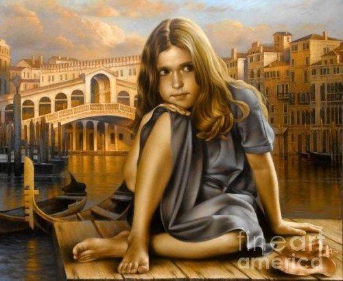 Braginsky - Portrait 2