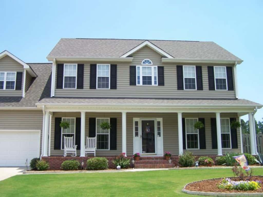Timeless Colonial House Style Colonial House Exteriors House
