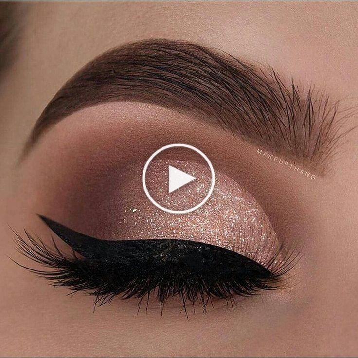 Pin by Gothic Makeup on natürliche Augen Makeup in 2020