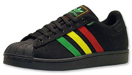 Adidas Superstar Hemp Shelltoes Sneakers