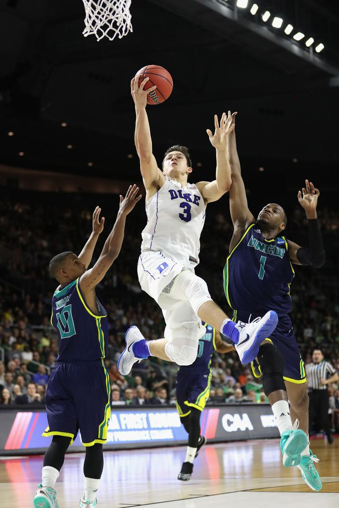 Grayson Allen Photos Photos Ncaa Basketball Tournament First Round Providence Basketball Tournament Ncaa Basketball Grayson Allen