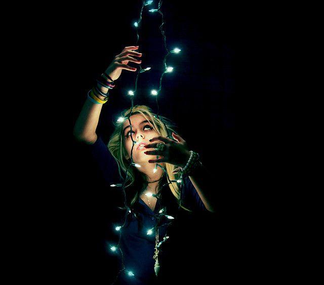 40 Amazing Christmas Light Photography Display Designs