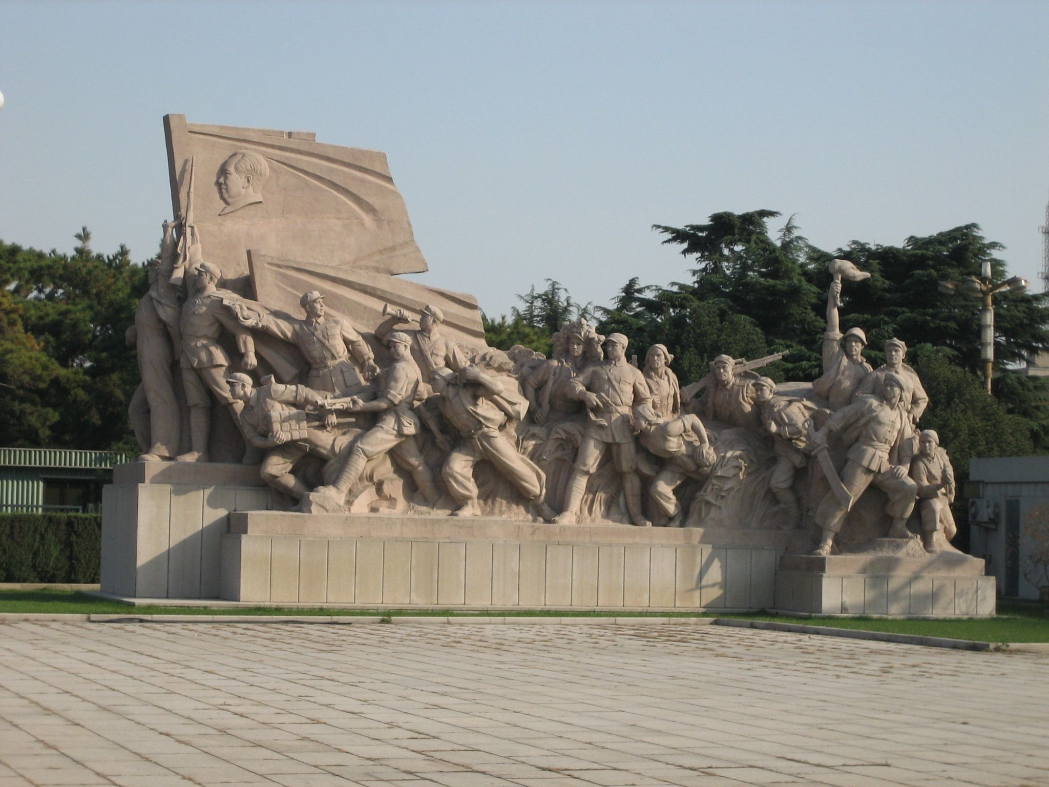 If the Rzhev memorial is built like this, it will be very