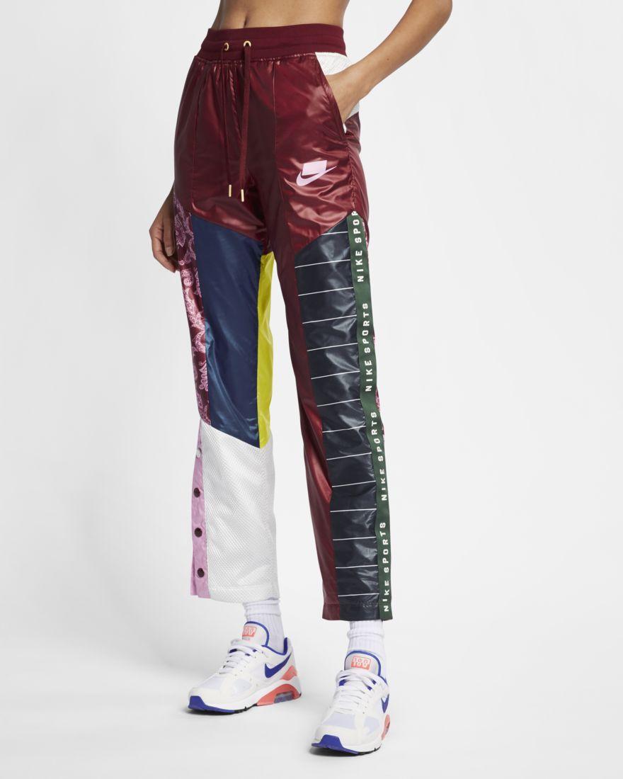 Sportswear NSW Women's Woven Track Pants in 2019 | Tracksuit