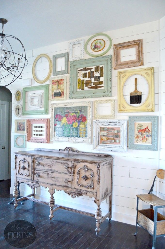Sweet Pickins Entry Wall Future Home Pinterest Entry wall