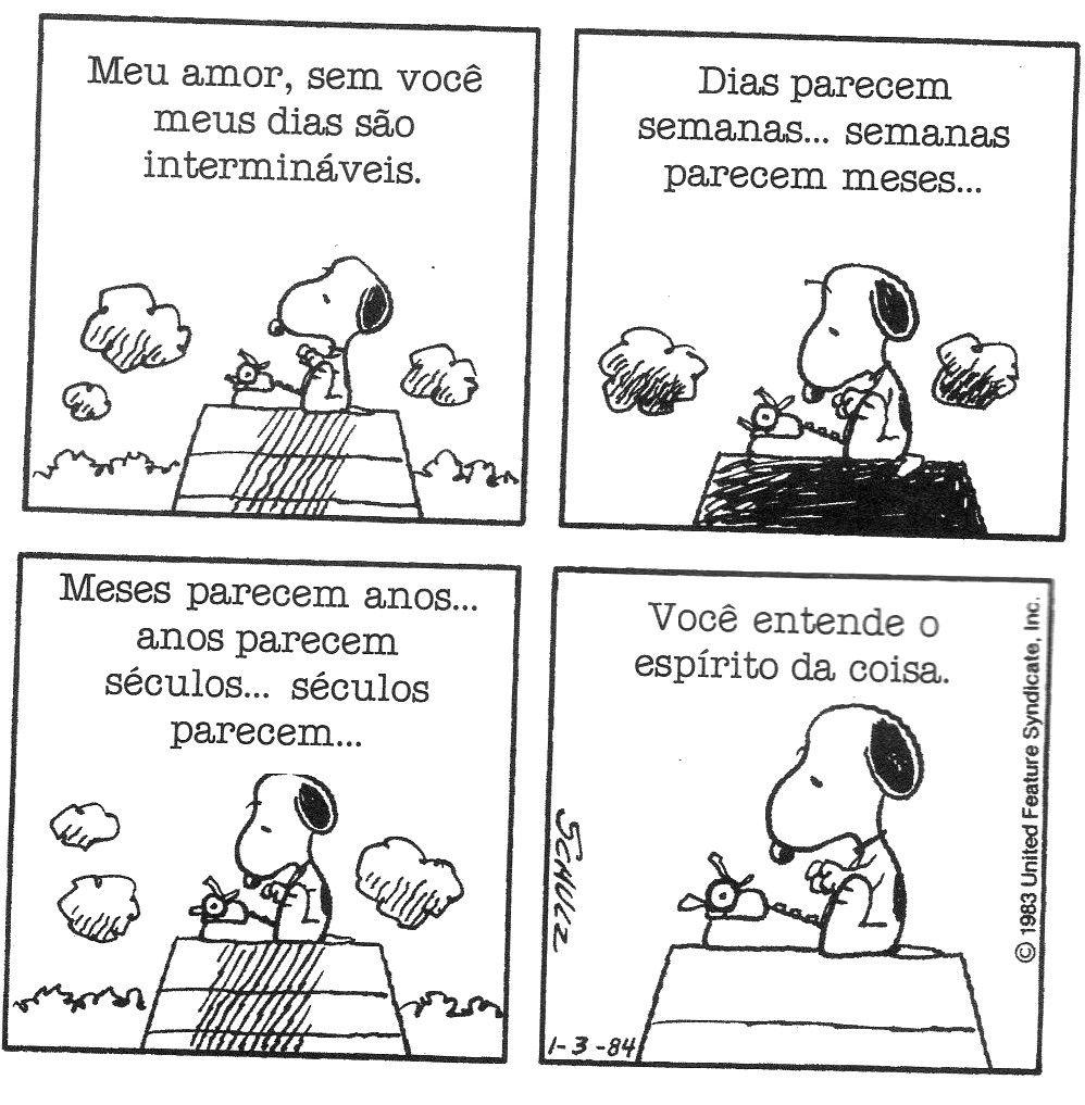 Snoopy quadrinhos em português - Pesquisa Google