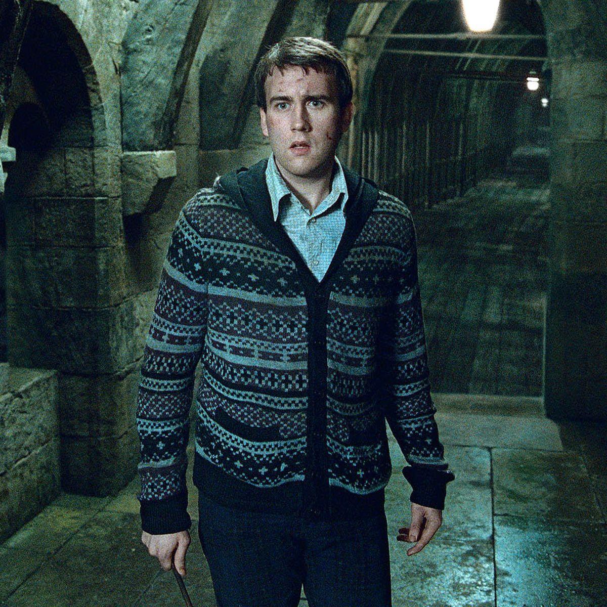 Neville Longbottom Harry Potter And The Deathly Hallows Pt 2 Longbottom Harry Potter Harry Potter Neville Neville Longbottom