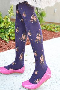 Garden Fashion Tights