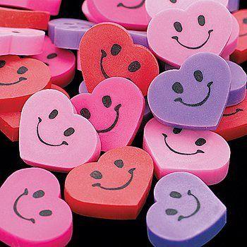 144 Pieces Fun Express Pets Mini Erasers