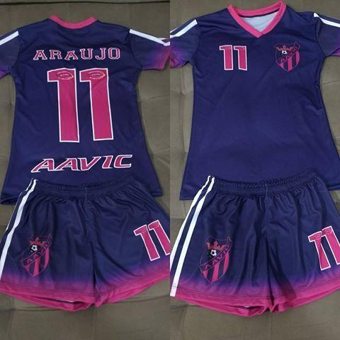 Resultado de imagem para uniformes futsal feminino  6c7642a3dd167