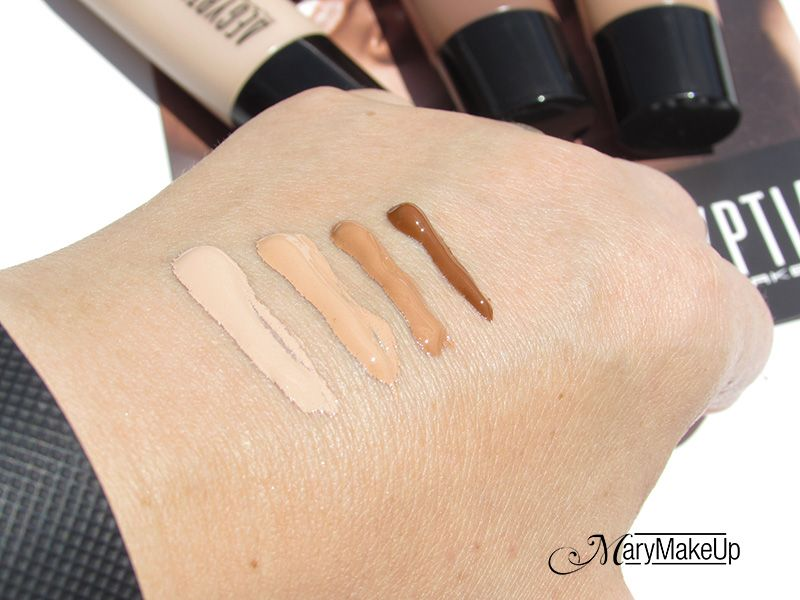 Aegyptia Milano Make-up Naked Skin Foundation