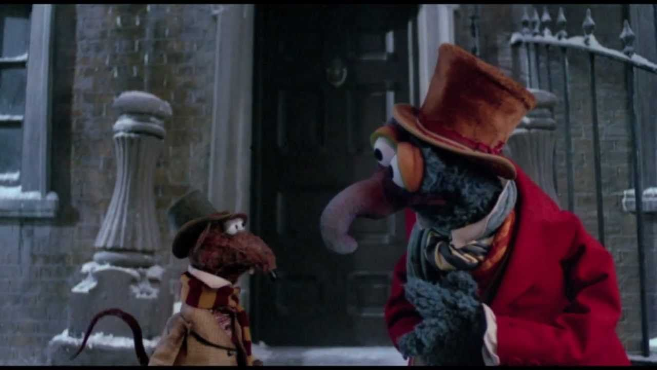 The Muppet Christmas Carol Trailer 1992.The Muppet Christmas Carol 1992 Original Trailer Holly