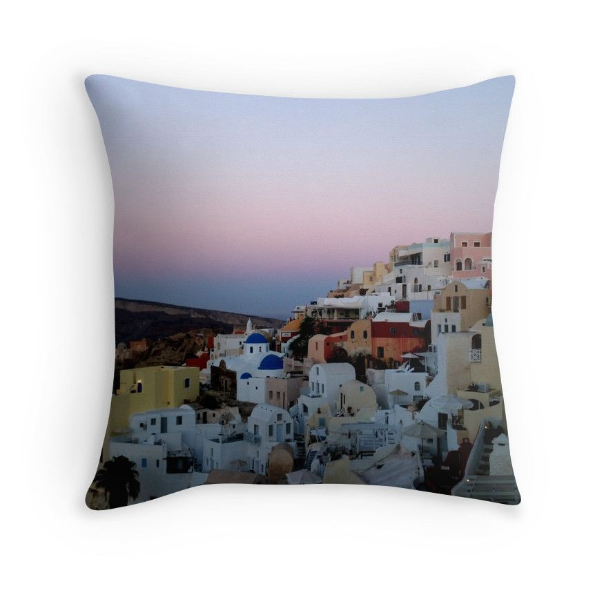 Dawn of Santorini Greece  by ColorandColor