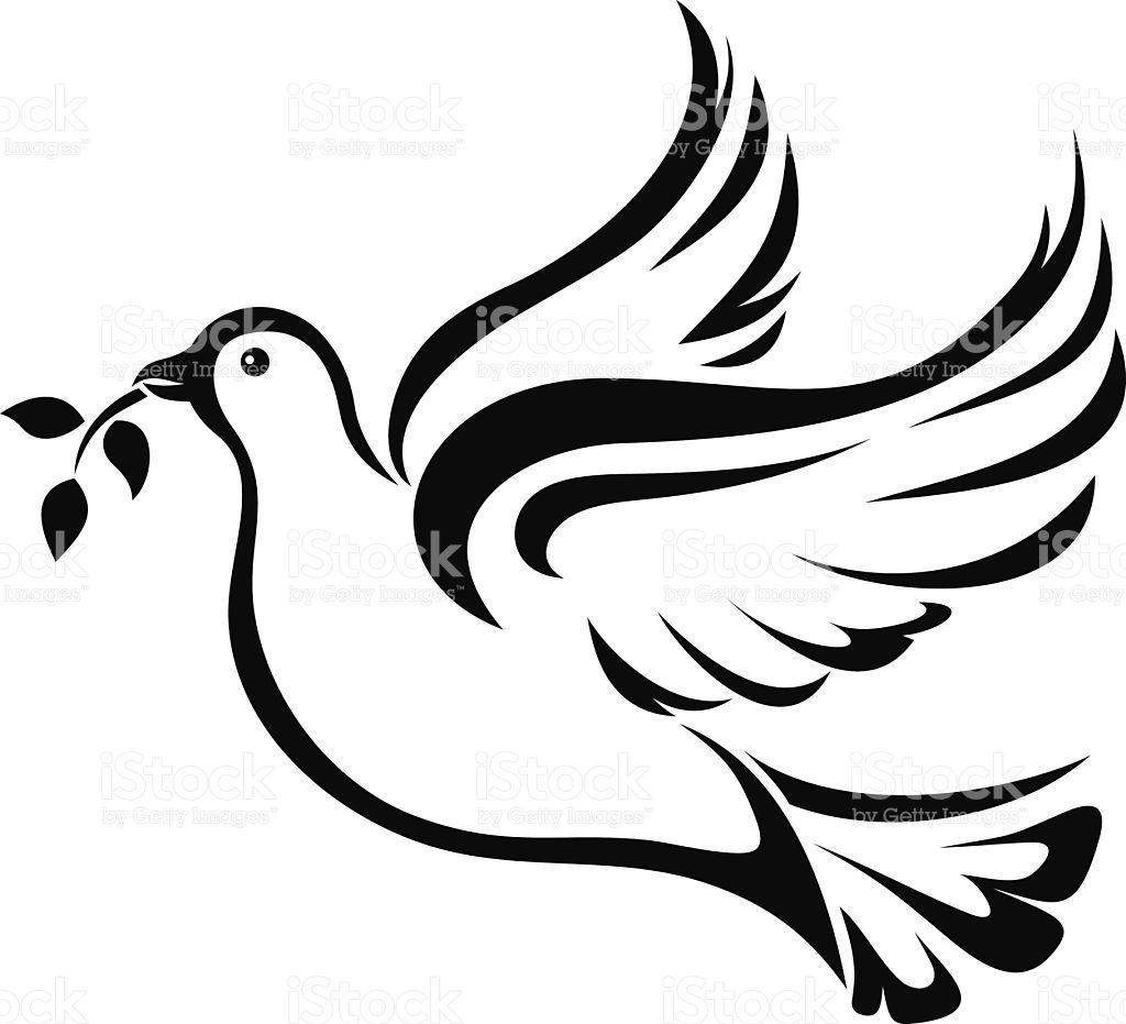 resultado de imagen para dove bird peace clipart [ 1024 x 931 Pixel ]