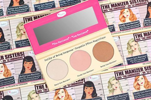 Ladies and gentlemen of the jury, this trio of Manizers has been found guilty - of being gorgeous. Designed for girls on the run, this highlighting trio enables you to emphasize your finest features. This palette contains three triple-milled multi-tasking highlighter, shimmers and shadows. These champagne, rose, and golden-bronze shades are flattering on all skin tones and easy to use so you can take your glow on the go.