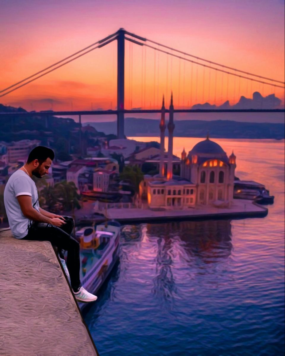 Istanbul Canal Structures