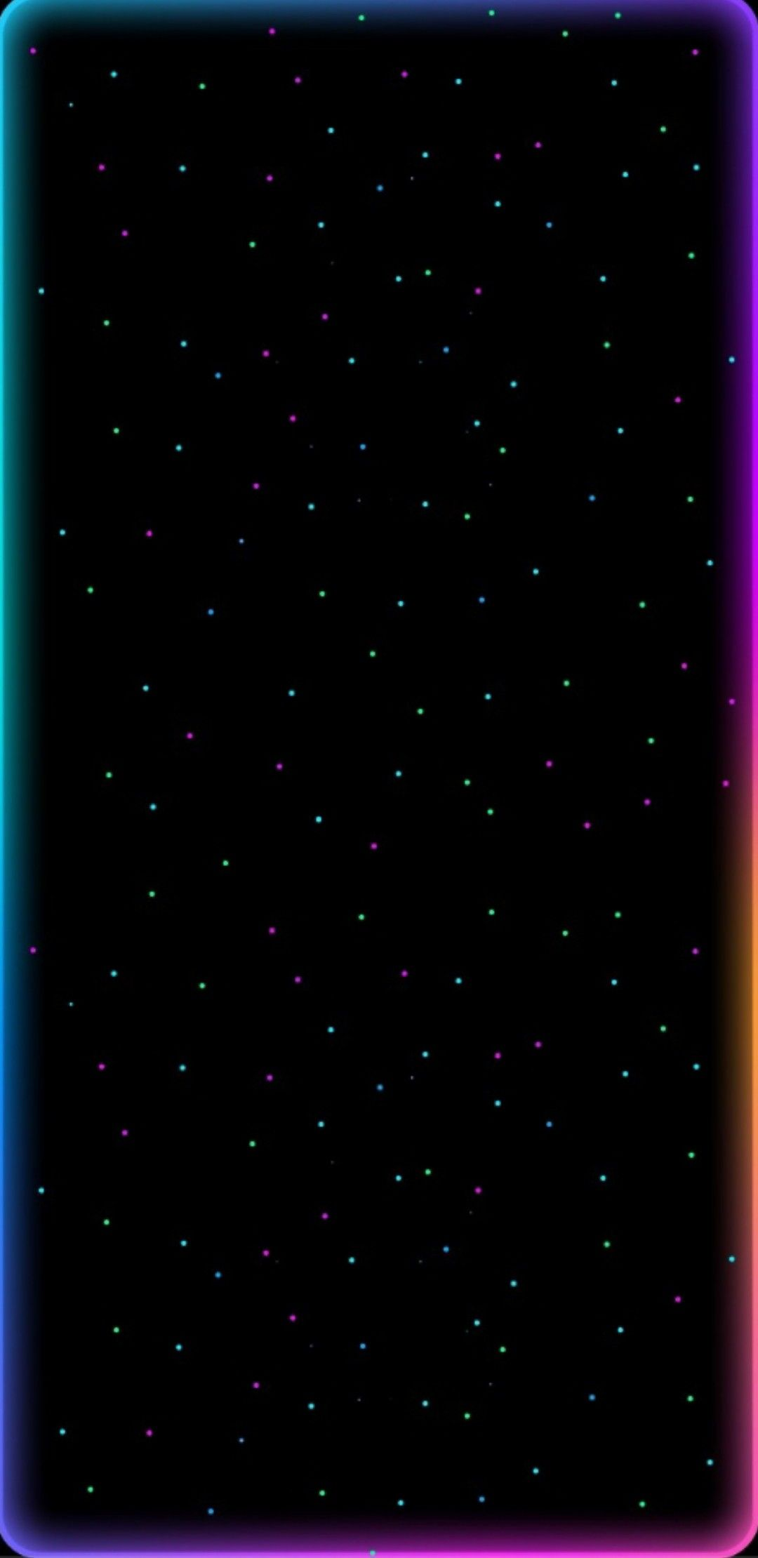 Black Neon Wallpaper Phone Wallpapers