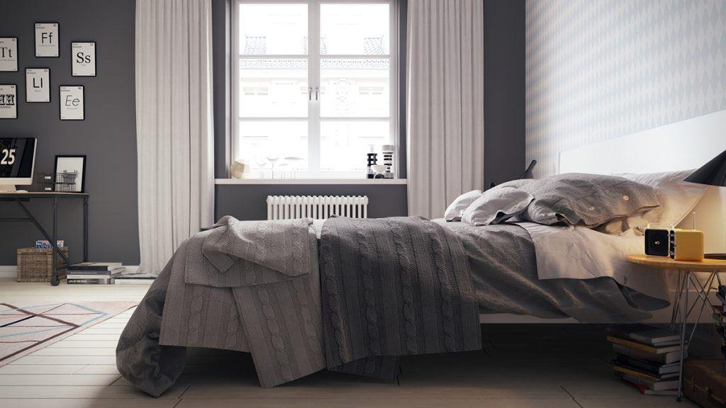Skandinavische Schlafzimmer Ideen | Skandinavisches schlafzimmer ...