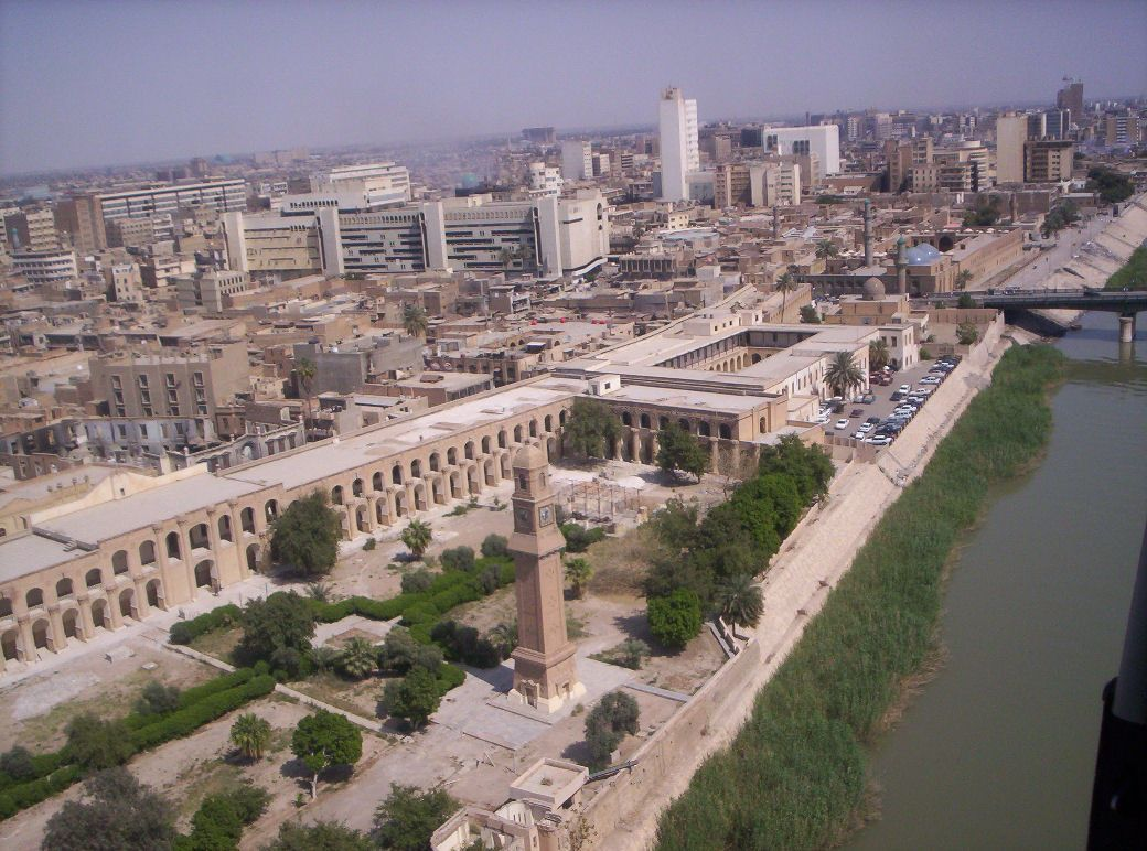 what is capital city of iraq